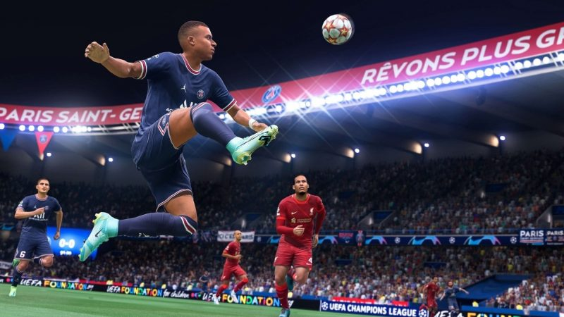 FIFA will likely be called EA Sports FC from next year • Eurogamer.nl