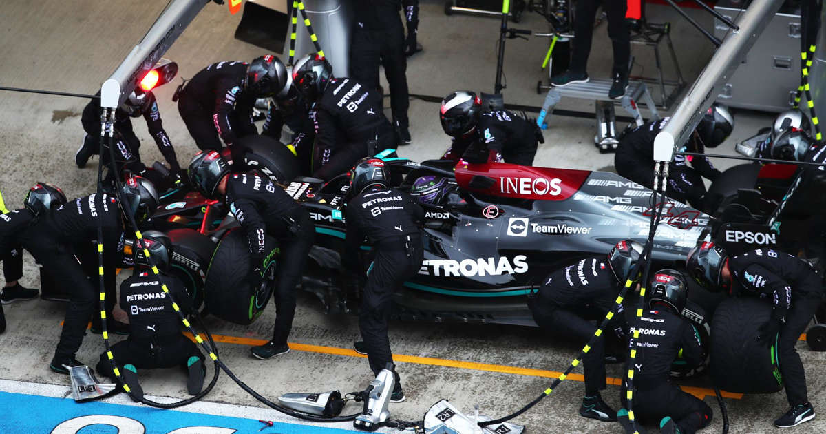 Hamilton may start from behind at Turkish Grand Prix due to engine change