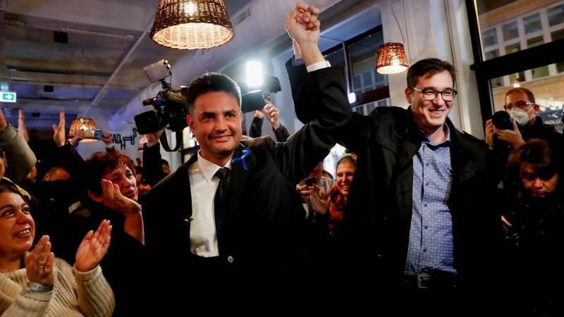 Hongaren Kiezen één uitdager voor Orbán: Peter Marche-Zay