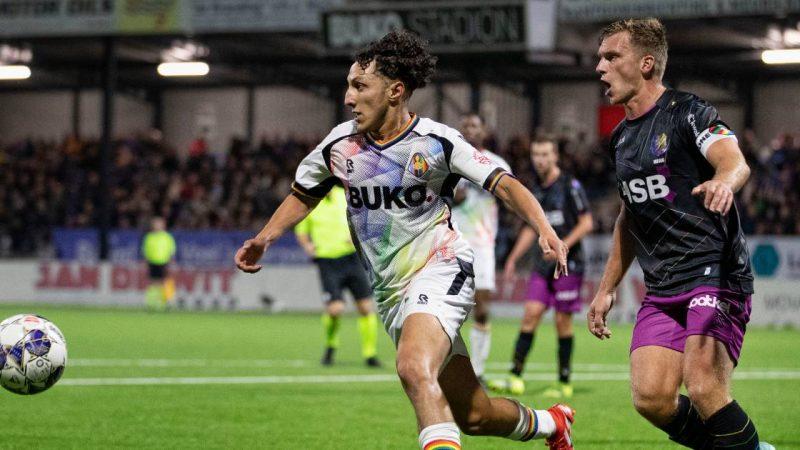 KKD Leader Excelsior Beats VVV, FC Volendam Slams In 'Rainbow Derby for Hunters' |  Dutch football