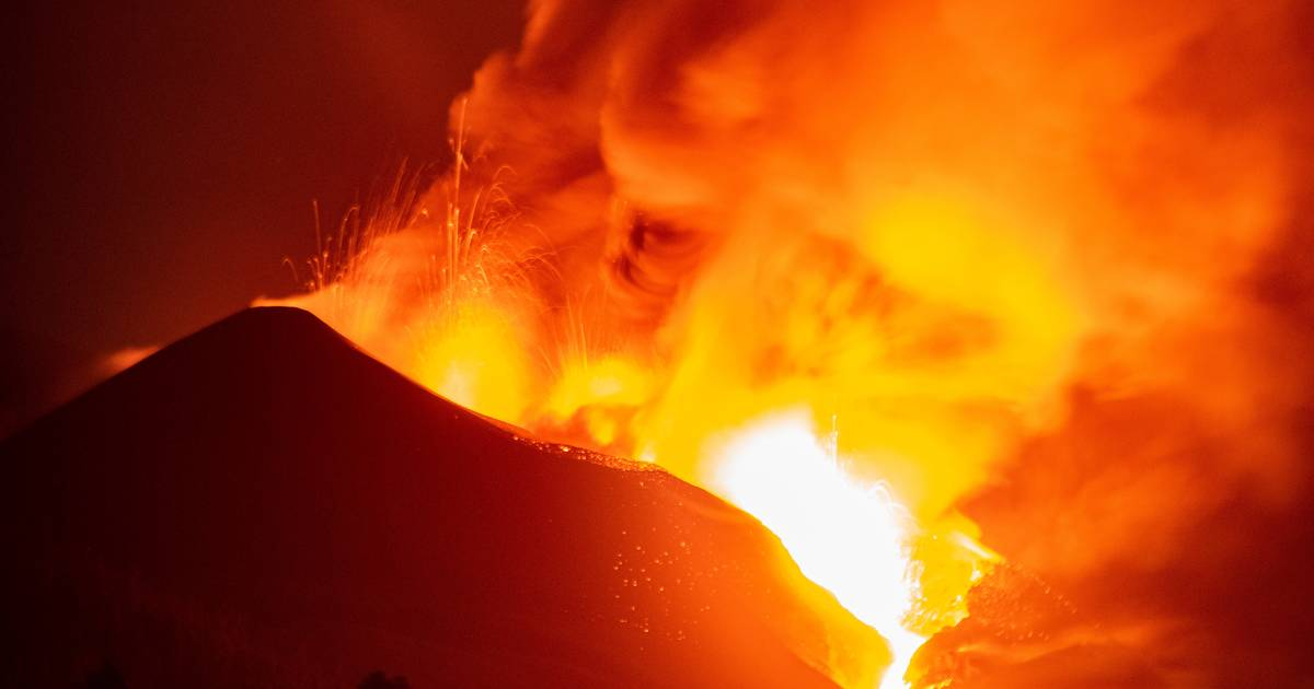 La Palma volcanic eruption out of sight: lava is hotter, thinner and faster    Abroad