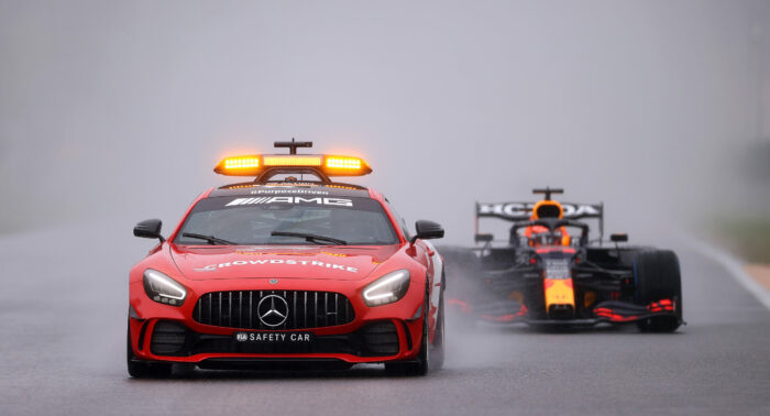 Belgian Grand Prix / Safety Car / Max Verstappen