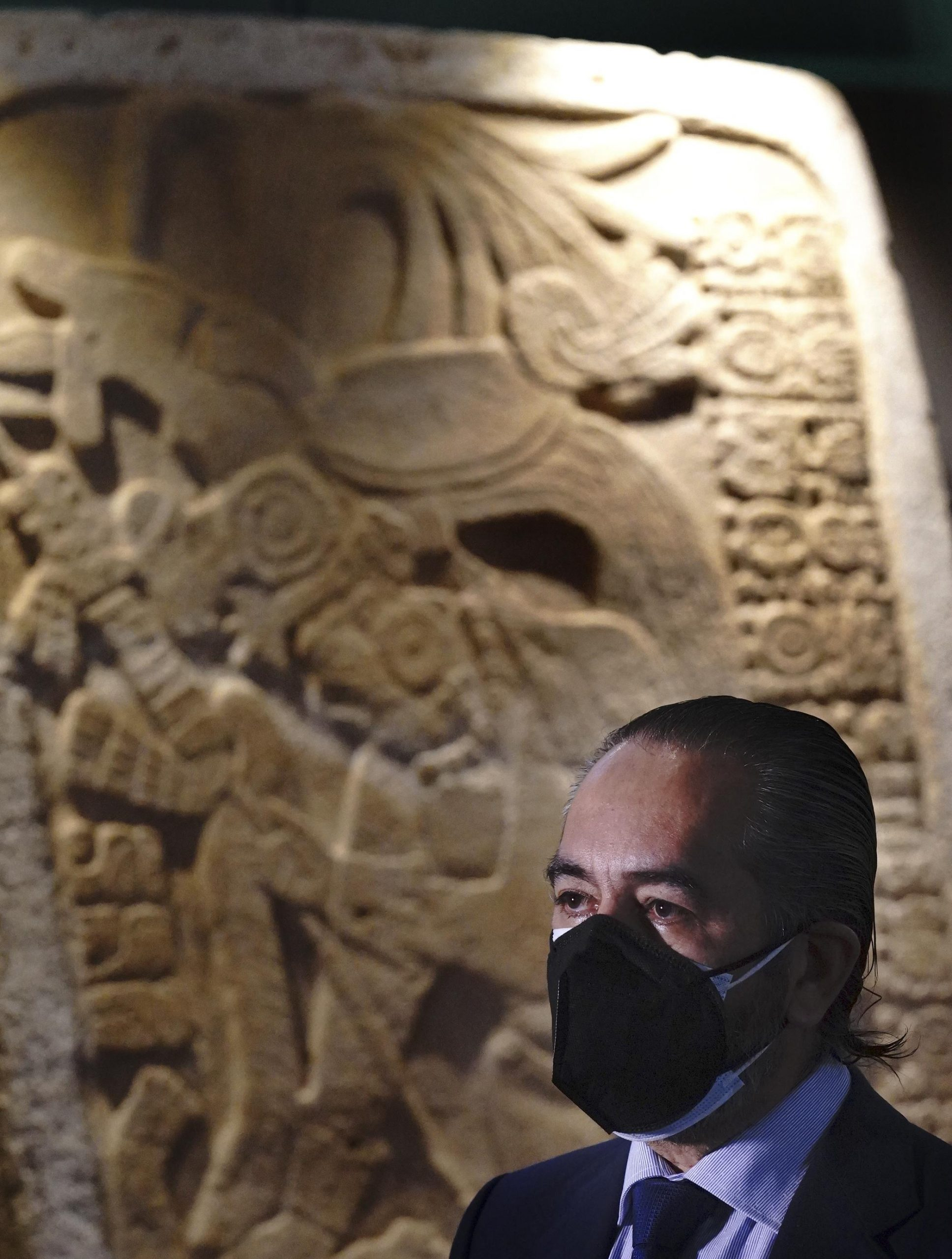 Mexico showcases pre-Hispanic artifacts recovered from abroad
