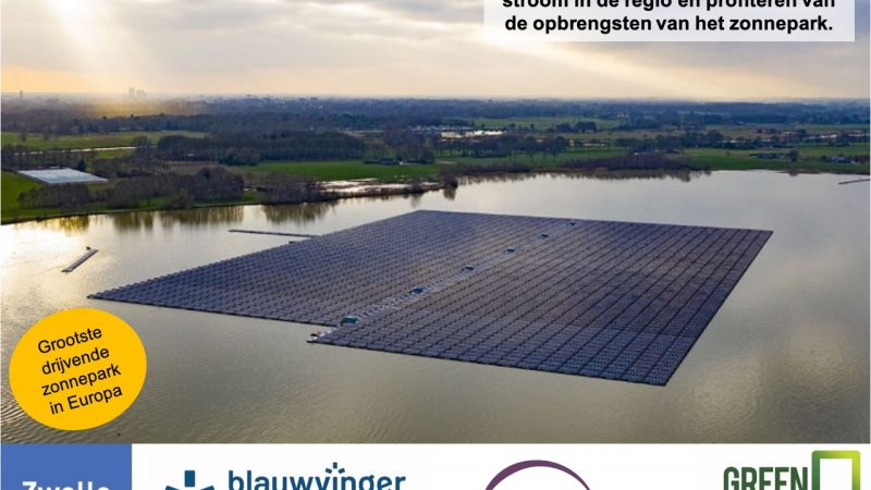More space for sustainable energy in the region