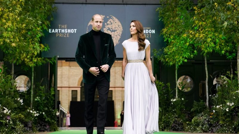 Prince William's Climate Prize Presented: Milan and Australia Prize