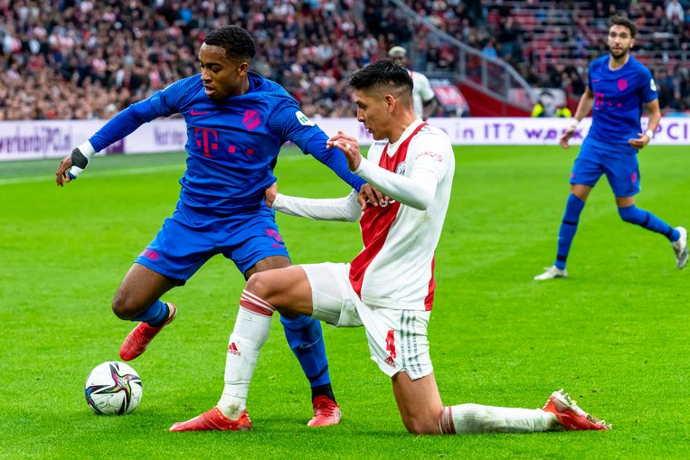 Reassuring thought: So Ajax is unbeatable
