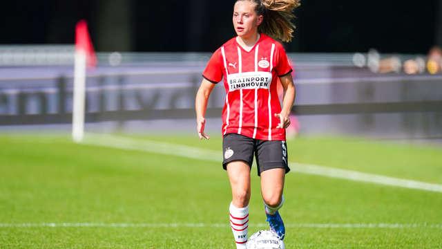 Soccer player Janou Levels selected for Orange |  1 Limburg