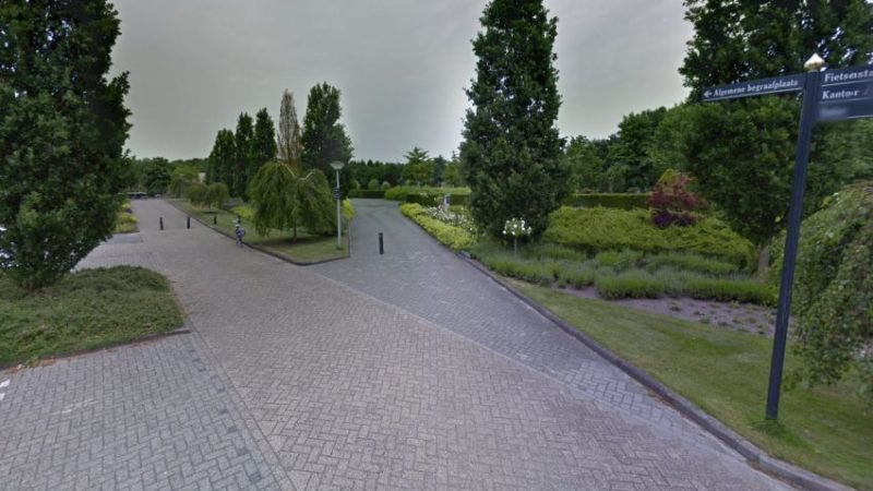 Space at De Formit Cemetery in Urk is running out