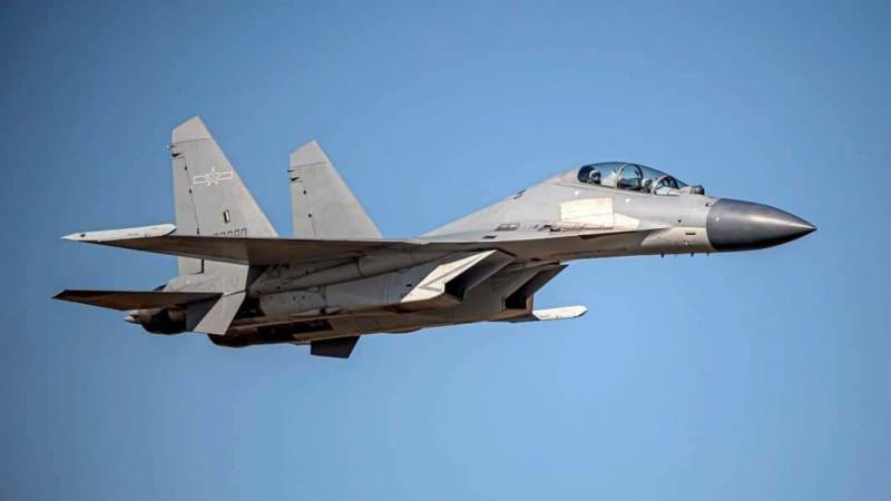Taiwan reports record number of airspace violations by China