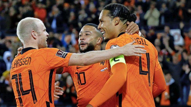The Dutch national team has no problem with Gibraltar    football