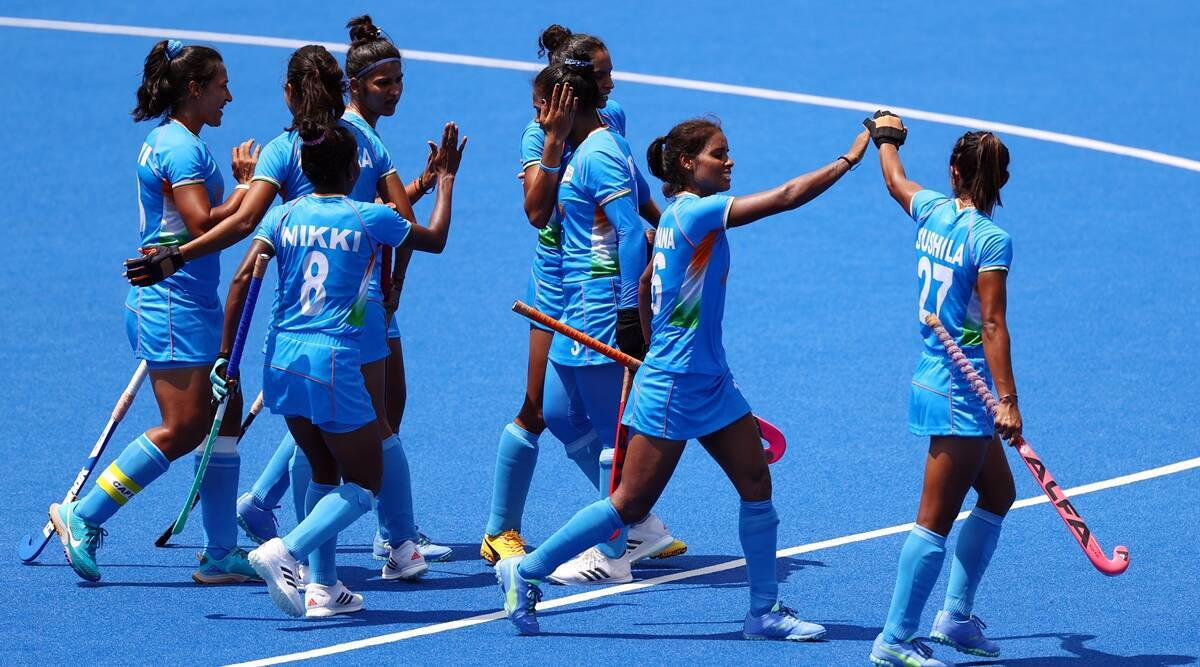 The Indian women's hockey team plays an alternative in the FIH Pro League