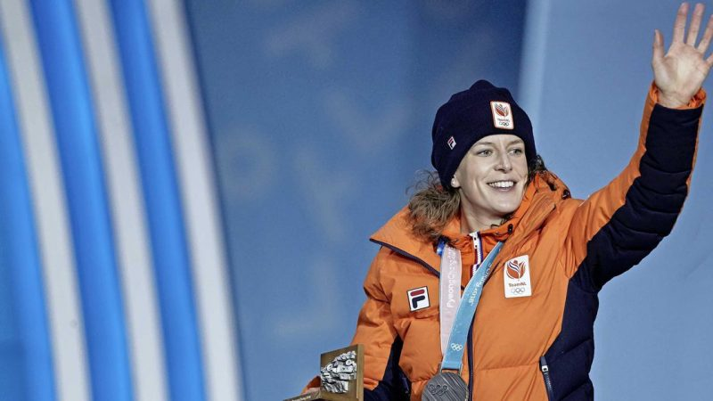 The Netherlands is 5th in the Winter Games with 21 medals |  sports