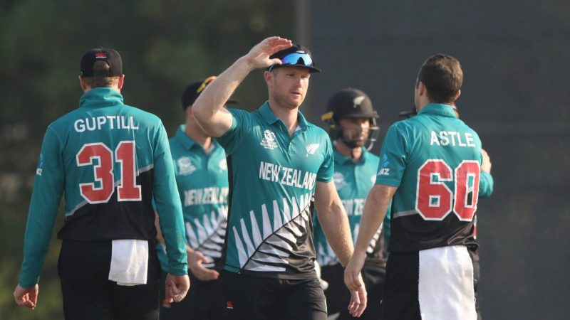 The Netherlands won the Black Cup in a hot match of the Twenty20
