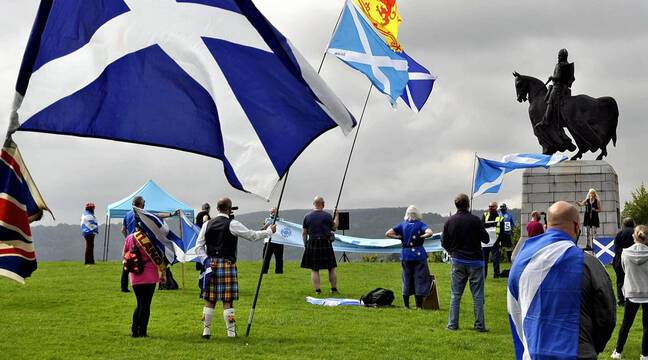 The conflict will begin with an independent referendum.