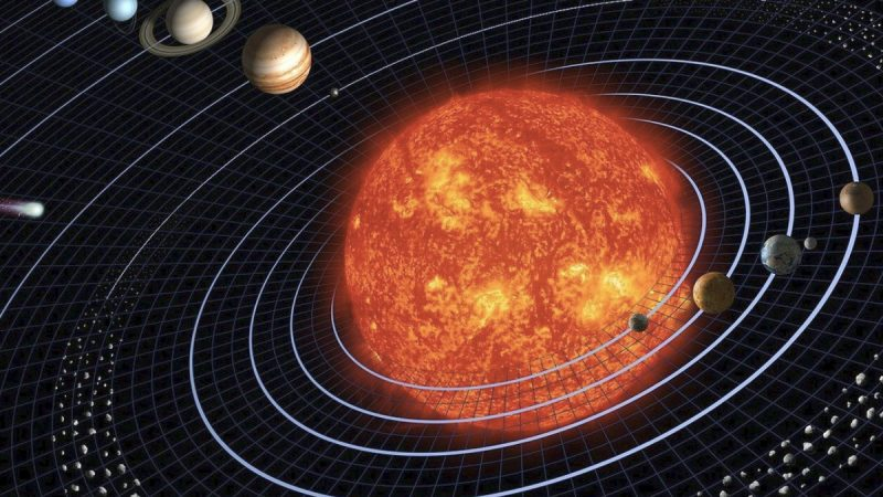 There may be another hidden planet in our solar system