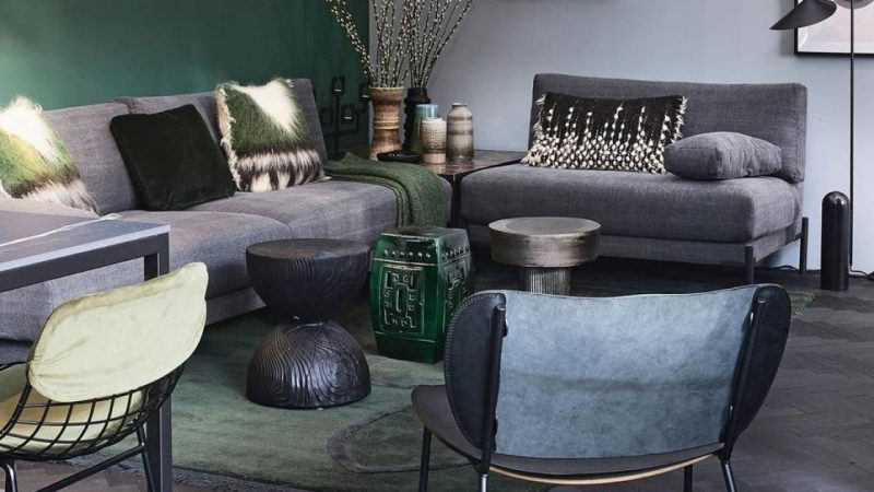 This is how you furnish a small living room with efficiency and taste    living