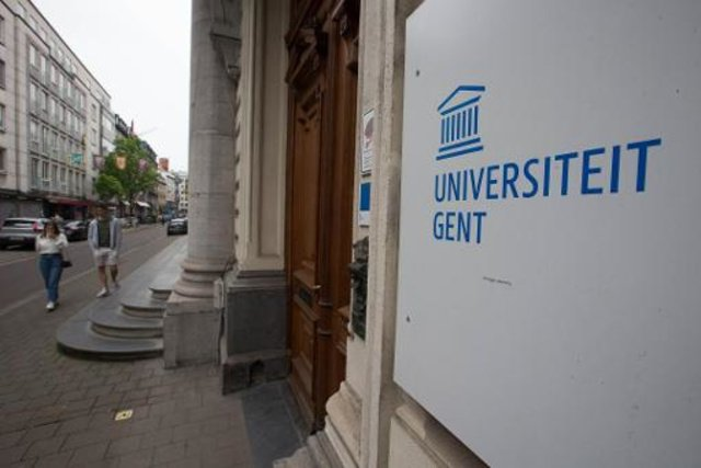 UGent students aspire to the European summit with their self-driving race car - Science