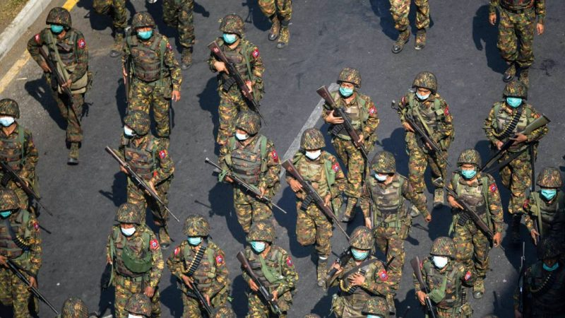 UN fears 'more atrocities' in Myanmar as army gathers |  Abroad