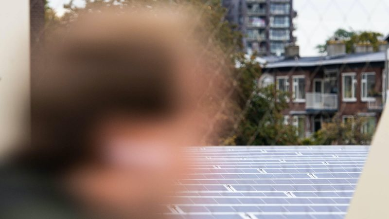 Utrecht's power grid is full;  Temporarily there is no place for fresh winds or solar gardens